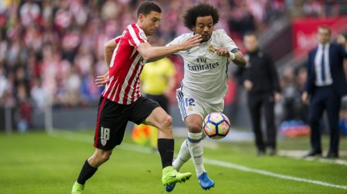 HASIL SKOR REAL MADRID VS ATHLETIC BILBAO