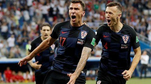 CUPLIKAN GOL RUSIA VS KROASIA