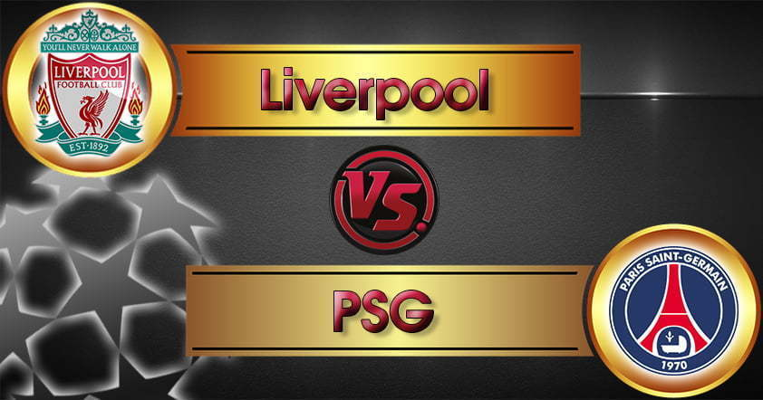 Prediksi Liverpool vs Paris Saint Germain