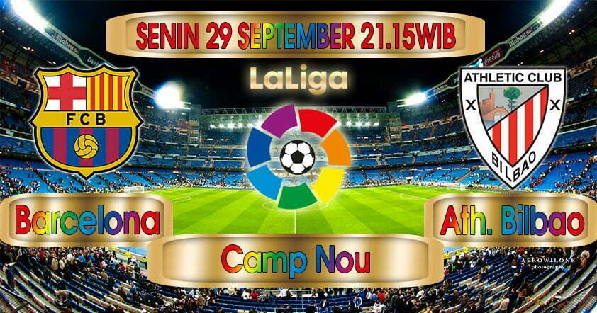 Prediksi Barcelona vs Ath Bilbao