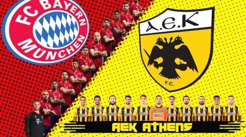 Prediksi Bayern Munchen vs AEK Athens | UEFA Champions League 2018/2019