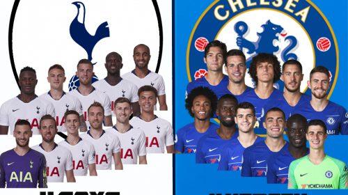 Prediksi Tottenham Hotspur vs Chelsea | Premier League Inggris 2018/2019