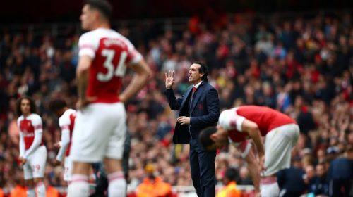 Hasil Cuplikan Gol Arsenal vs Brighton