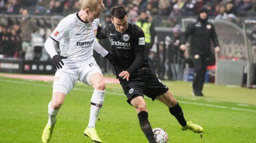 Hasil Cuplikan Gol Leverkusen vs Eintracht Frankfurt