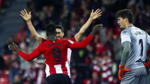 Hasil Cuplikan Gol Real Valladolid vs Athletic Bilbao
