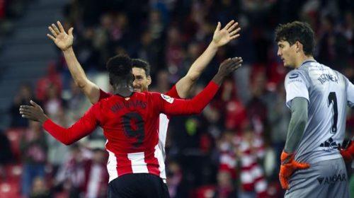 Hasil Cuplikan Gol Real Valladolid vs Athletic Bilbao
