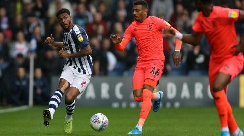 Cuplikan Gol West Bromwich Albion vs Huddersfield Town