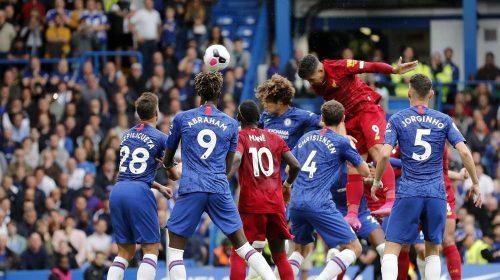 Hasil Cuplikan Gol Chelsea vs Liverpool