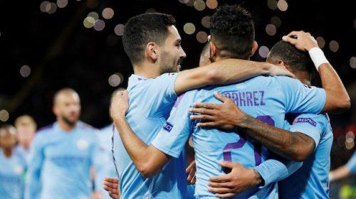 Hasil Cuplikan Gol Manchester City vs Watford