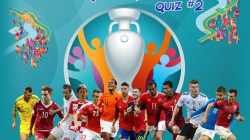Quiz !! Tebak Squad Pemain Terbaik Kualifikasi EURO 2020