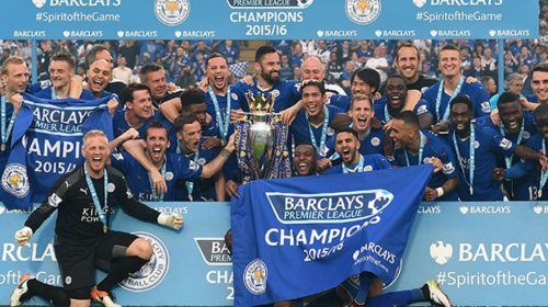 Fakta Bola : Kisah Dongeng Leicester City Menjuarai EPL 2015/2016