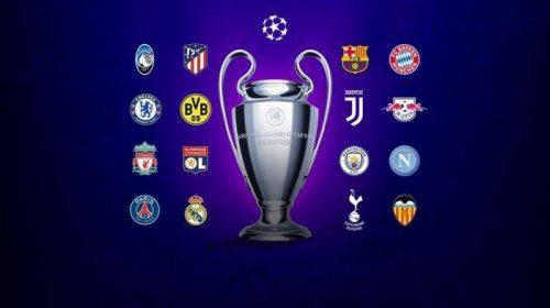 Berita Bola : Jadwal dan Ulasan Babak 16 Besar Liga Champions (Part 1)