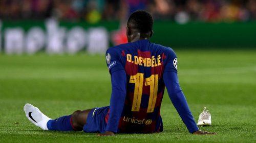 Barcelona Siap Jual Ousmane Dembele dengan Harga Murah