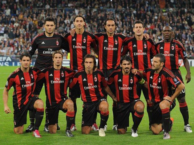 Skuad AC Milan Saat Menjuarai Scudetto Terakhir Mereka ...