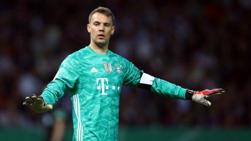 Manuel Neuer Resmi Perpanjang Kontrak Di Bayern Munchen