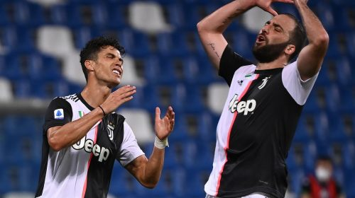 Juventus Kembali Gagal Meraih Poin Penuh