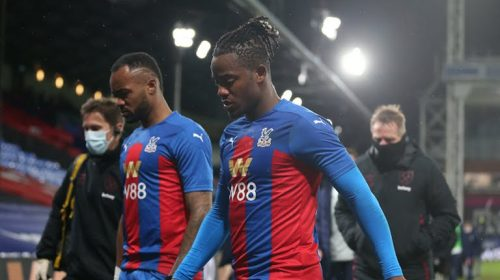 Hasil Cuplikan Gol Crystal Palace vs West Ham